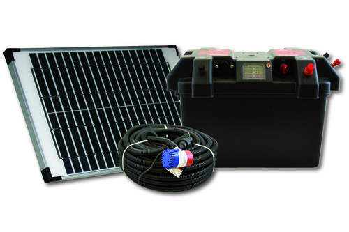 Water Pump - Battery & Solar