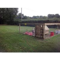 Electric Fence Protection for an Existing Poultry Pen