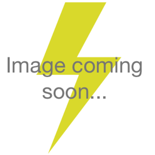 Economy stand off insulator for rope & wire